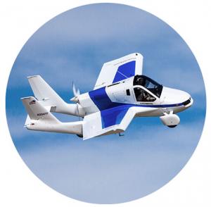 Experimental Flying Car